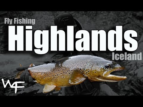 "W4F - Fly Fishing Iceland ""Highlands"""