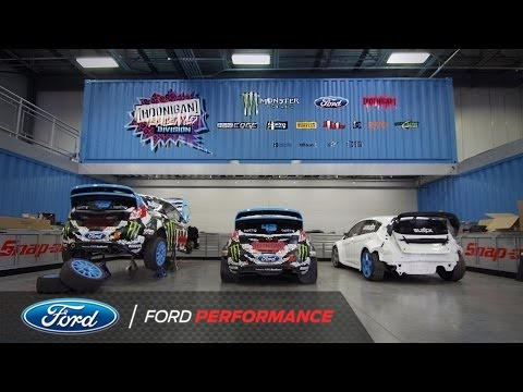 Ford Racing Tours Ken Block
