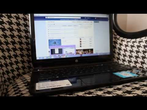 HP Pavilion TouchSmart 14 Sleekbook Review
