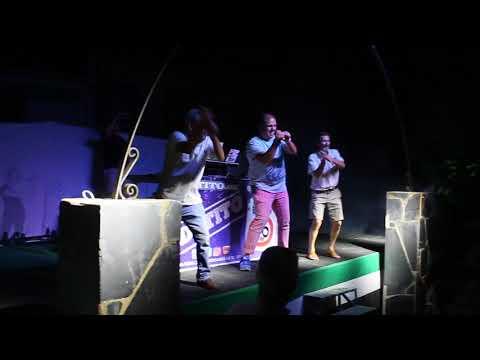 DJ TITO ® 2017  LA ALDEA DEL OBISPO Cáceres  Peloteando en la aldea