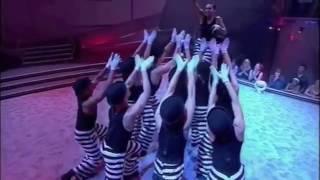 SYTYCD AU   Blackbird   Fosse routine