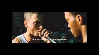 8 Mile - B Rabbit Vs Papa Doc (Sub ITA)