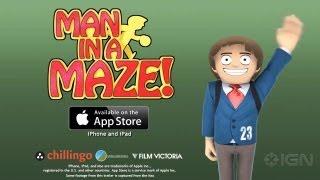 Man in a Maze video