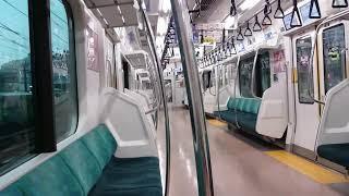 10両編成も必要なの?りんかい線空気輸送列車に大崎~大井町駅間に乗車