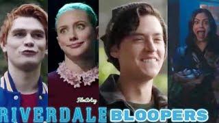Riverdale Season 2 Hilarious Bloopers and Gag Reel - 2018