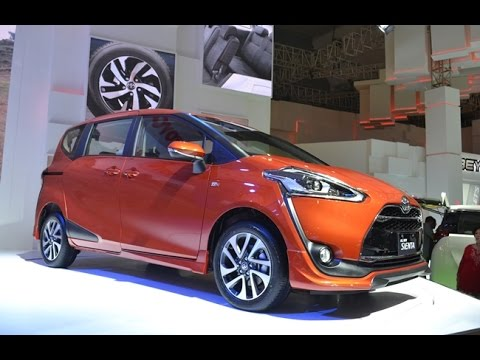Kenali Seberapa Praktis Toyota Sienta
