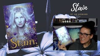 Stain by A.G. Howard | A YA Book Review