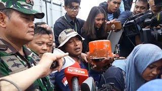Penampakan Black Box CVR Lion Air PK-LQP yang Ditemukan di Perairan Tanjung Karawang