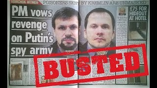 BRITISH LIES EXPOSED: Former KGB Spy Explains Why It's Impossible That The Goons Were Putin's Spies