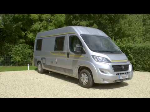 Auto-Trail Tribute 670 VAN Video Thummb