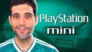 Playstation One MINI e PUBG Battlegrounds para Playstation 4