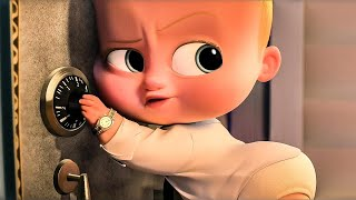 THE BOSS BABY All Movie Clips + Trailer 2017