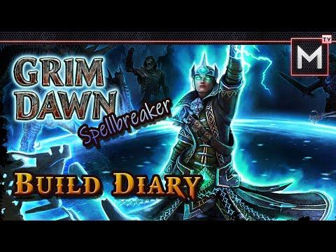 Grim Dawn Gunslinger Build