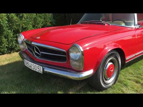 Video of '66 230SL - J59W
