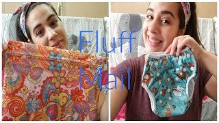 All The Fluff Unboxing Cloth Diaper Subscription