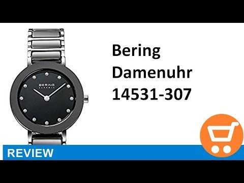 BERING Time Damen-Armbanduhr Slim Ceramic 11429-742 - Review | deutsch / german