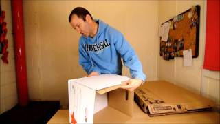 How To Assemble A Storage Box by Office Mojo