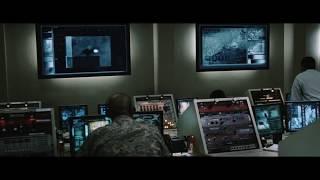 Тони Старк уходит от истребителей F-22 Raptor. Железный человек/Iron Man 2008