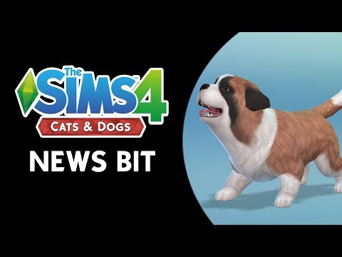 The Sims 4 News Bit: NEW PETS INFO & SCREENS (Part 1)
