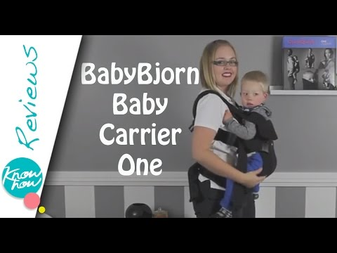 BabyBjorn Baby Carrier One Review, BabyBjorn's Newest Release