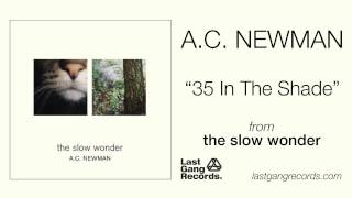 A.C. Newman - 35 In The Shade