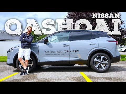 New Nissan Qashqai 2022 Review
