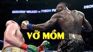 Deontay Wilder Hai Lần ĐÁNH SẤP MẶT Tyson Fury Để Bảo Vệ Đai Quyền Anh Hạng Nặng WBC