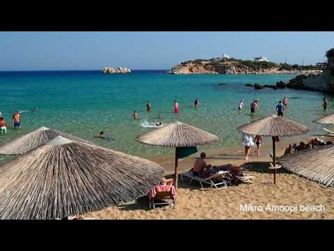 Mikri Amoopi beach, Karpathos HD