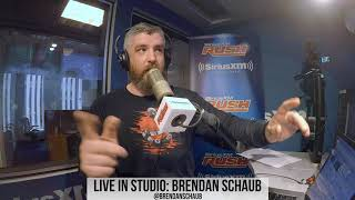 Brendan Schaub on Conor McGregor vs. Tony Ferguson vs. Khabib Numagomedov | Luke Thomas
