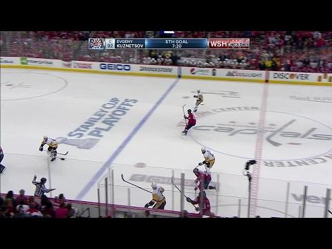 Gotta See It: Kuznetsov & Ovechkin stun Penguins with back-to-back goals