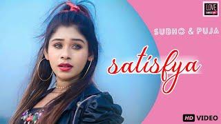 Satisfya   Gaddi Lamborghini   Imran Khan   Subho & Puja   Valentines Special   Punjabi Song 2020