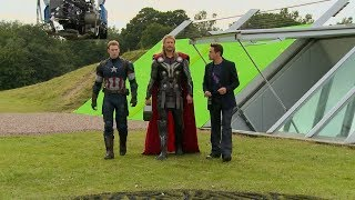 Avengers: Age Of Ultron | Behind the scenes