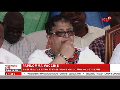 Papillomavirus on tongue