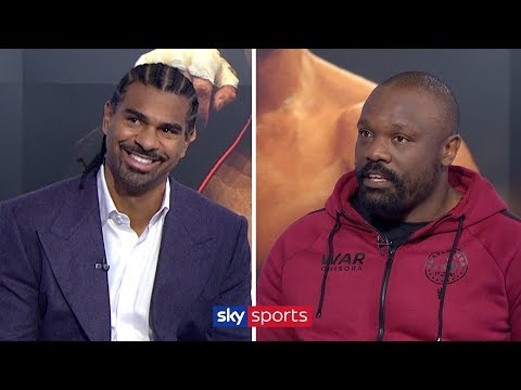 EXCLUSIVE! Dereck Chisora names David Haye as his new manager 🥊 (видео)