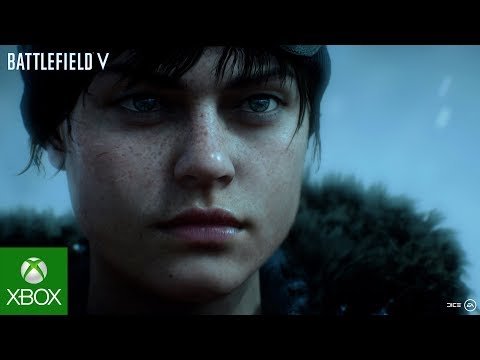 Teaser trailer mode solo de Battlefield V