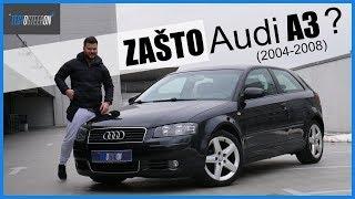 NAJPOŽELjNIJI POLOVNJAK ZA 4000 EURA///Audi A3 2.0TDI