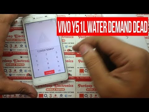 Vivo Y51L turning on solution - смотреть онлайн на Hah Life