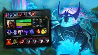 Why STACKING CLEAVERS is suddenly so broken in under 5 minutes (League of Legends)