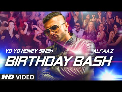Birthday Bash  Yo Yo Honey Singh.mp4