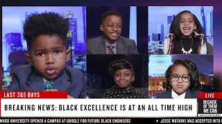 Breaking News: Black Excellence Is At An All Time High | Kholo.pk