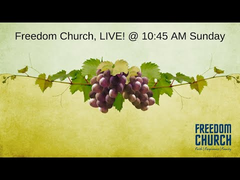 Freedom Church, Milledgeville - LIVE!