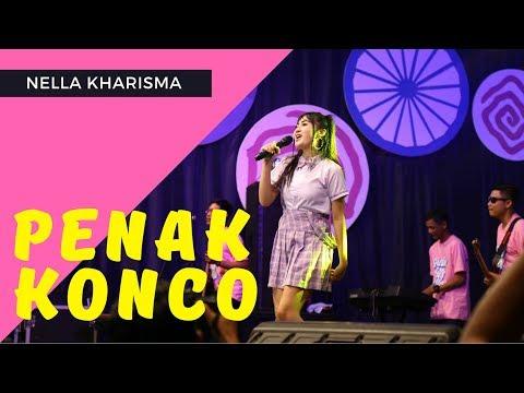 , title : 'Penak Konco - Nella Kharisma ( Official Music Video ANEKA SAFARI ) #music'