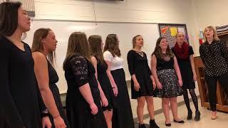 Contest Choir- Rapunzel Ensemble