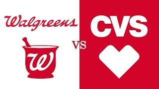 Walgreens vs. CVS