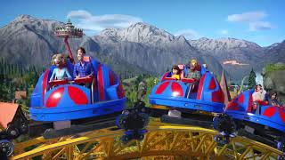 VideoImage1 Planet Coaster - Classic Rides Collection
