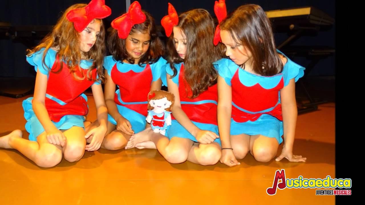 La marioneta vieja -  Alumnos de Mi Teclado -  El Castillo de la Música - Las Palmas de Gran Canaria