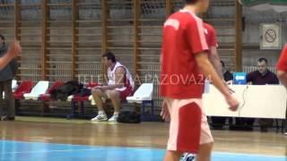 košarka KK Nova Pazova -  KK Omladinac 14 03 2015