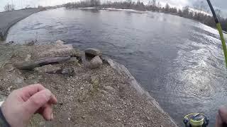 Рыбалка в усолье-сибирском на ангаре