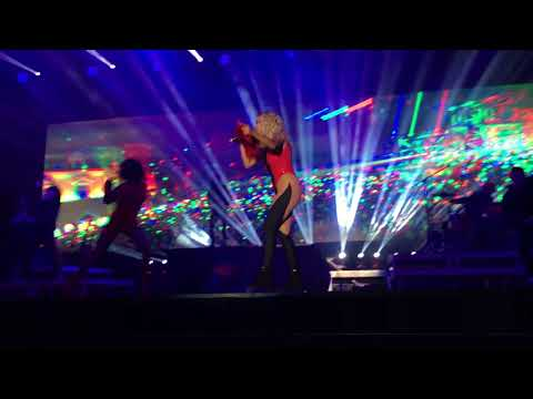 Rita Ora traditional Albanian dance-Black widow (REMIX)