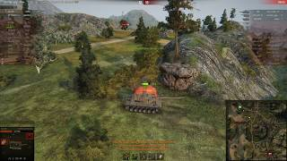 Арта 5 лвл нагибает танки 9 уровня
